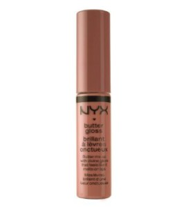 NYX Butter Gloss in Madeline