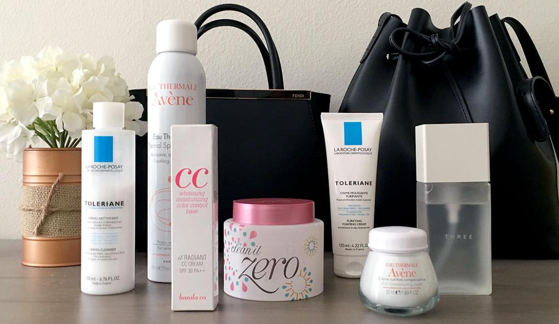 The Basic Skincare Routine