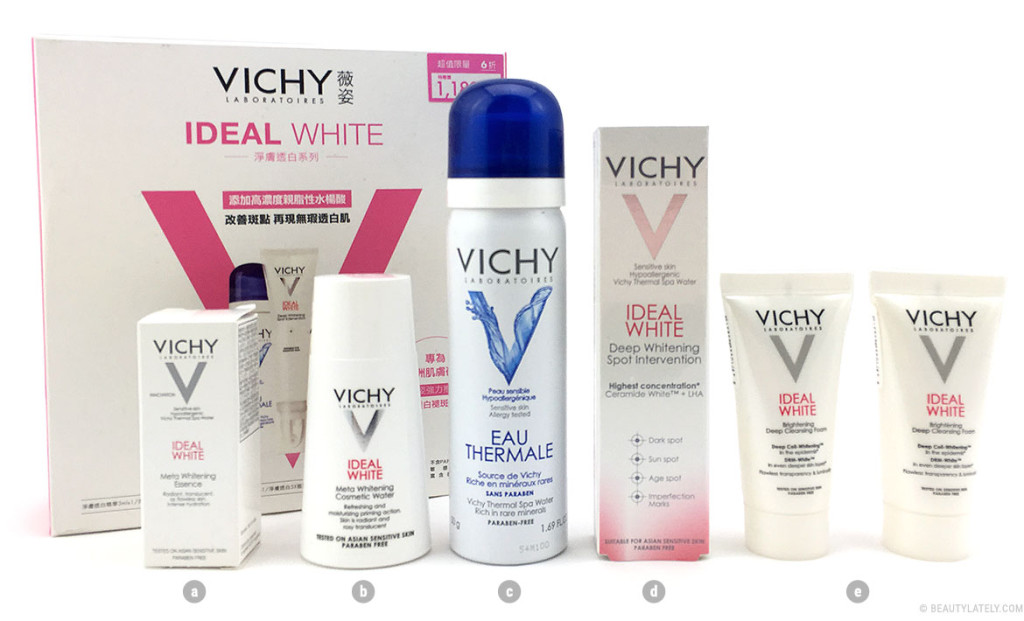 Vichy Laboratoires Ideal White Kit