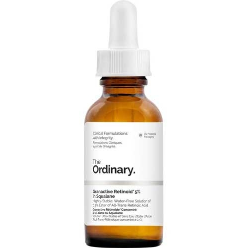 the ordinary granactiv retinoid 5% in squalene