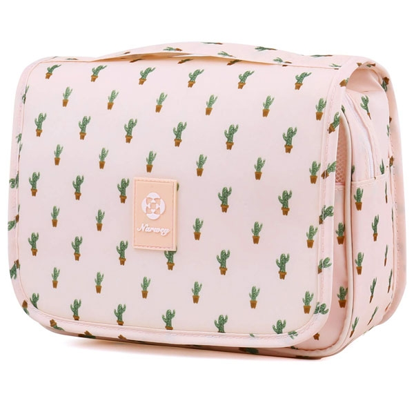 Hanging Travel Bag for Skincare Amazon Link