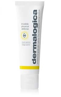 dermalogical invisible physical defense spf 30