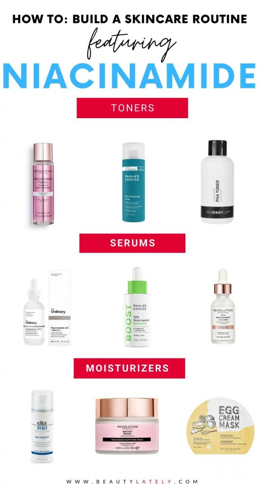How to add niacinamide to your skincare routine