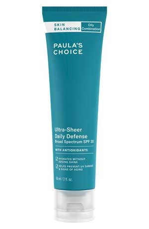 paula's choice skin balancing ultra sheer